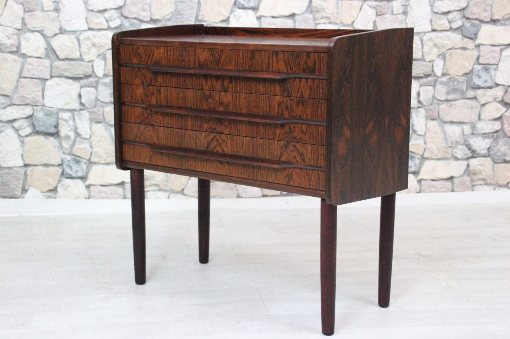 60er PALISANDER KOMMODE DANISH DESIGN 60s CHEST DANISH